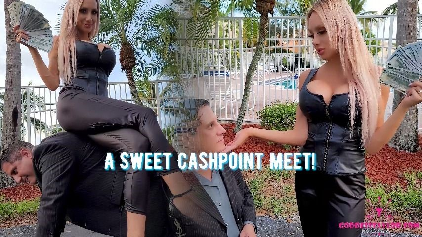 [4K Ultra HD] goddesstaylorknight a sweet cash point drain GoddessTaylorKnight - ManyVids-00:06:36 | Financial Domination,Money Fetish,Public Outdoor,Foot Worship,Femdom - 1,5 GB