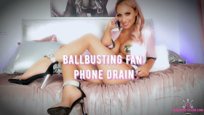 [4K Ultra HD] goddesstaylorknight ballbusting fan phone drain GoddessTaylorKnight - ManyVids-00:08:54 | Ballbusting,Fantasy,Financial Domination,Big Boobs,Femdom POV - 1,5 GB