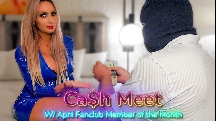 [Full HD] Goddesstaylorknight Cash Meet W April Fanclub Member Of T GoddessTaylorKnight - ManyVids-00:13:40 | Financial Domination,Femdom,Money Fetish,Money,Slave Training - 1,6 GB