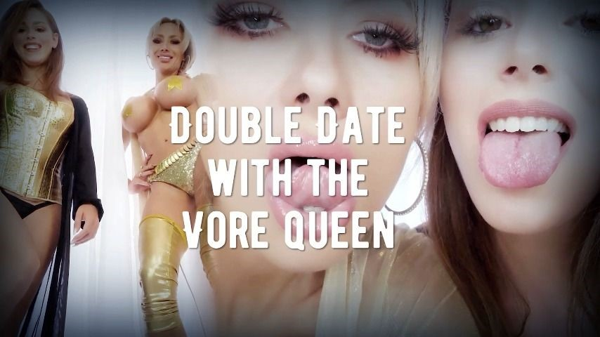 [4K Ultra HD] goddesstaylorknight double date with the vore queens 4k GoddessTaylorKnight - ManyVids-00:15:48 | Vore,Giantess,Tall Women,Belly Fetish,Femdom - 2,6 GB