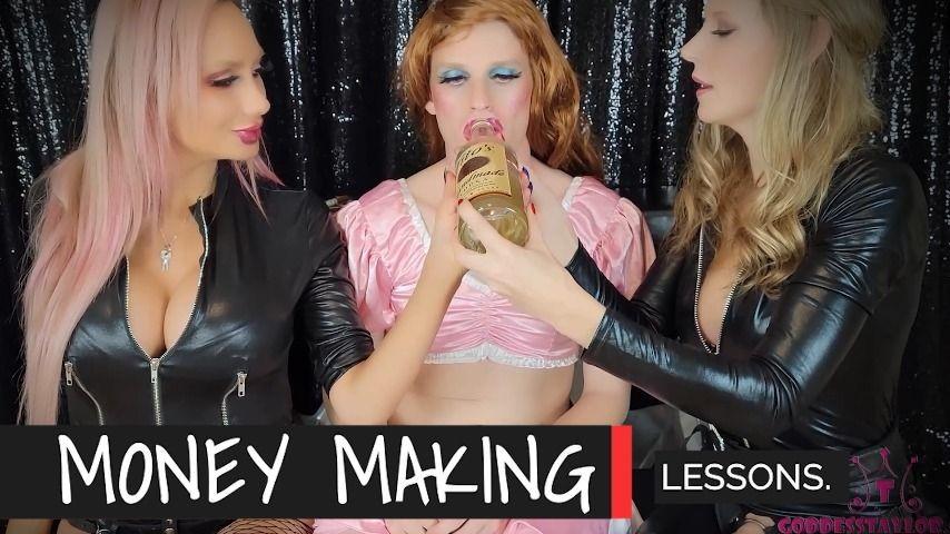[Full HD] goddesstaylorknight money making lessons GoddessTaylorKnight - ManyVids-00:12:12 | Sissification,Sissy Training,Sissy Sluts,Femdom,Deepthroat - 1,4 GB
