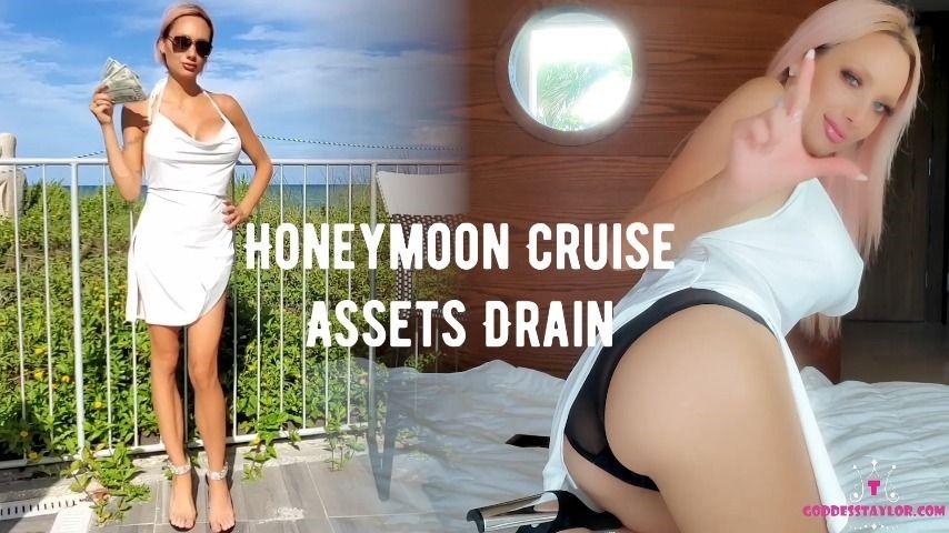 [Full HD] goddesstaylorknight our honeymoon cruise assets drain GoddessTaylorKnight - ManyVids-00:11:13 | Financial Domination,Blackmail Fantasy,Femdom POV,Female Domination,Money Fetish,SFW - 468,...