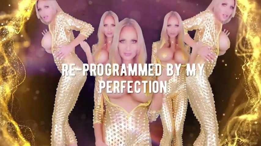 Goddesstaylorknight Re Programmed By My Perfection 720P