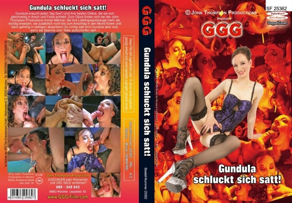 [SD] Gundula Schluckt Sich Satt Gundula - GGG-01:22:33 | Cumshot, Bukkake, All Sex, Dildo, Group, DP - 1014,9 MB