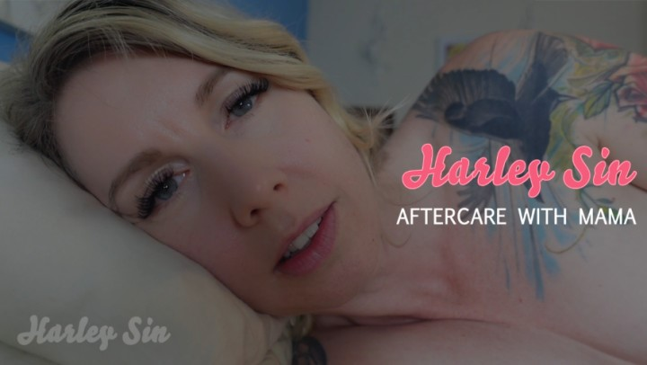 [Full HD] harley sin aftercare with mama Harley Sin - ManyVids-00:26:06 | Taboo,Mommy Roleplay,Kink,ASMR,POV - 2,7 GB