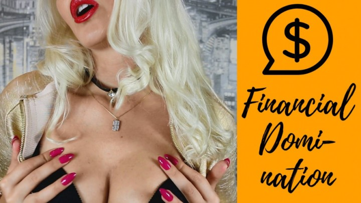 [Full HD] Helena Moeller Financial Domination By Blonde Goddess Helena_Moeller - ManyVids-00:09:56 | Dirty Talking,Female Domination,Financial Domination,Goddess Worship,JOI - 440,3 MB