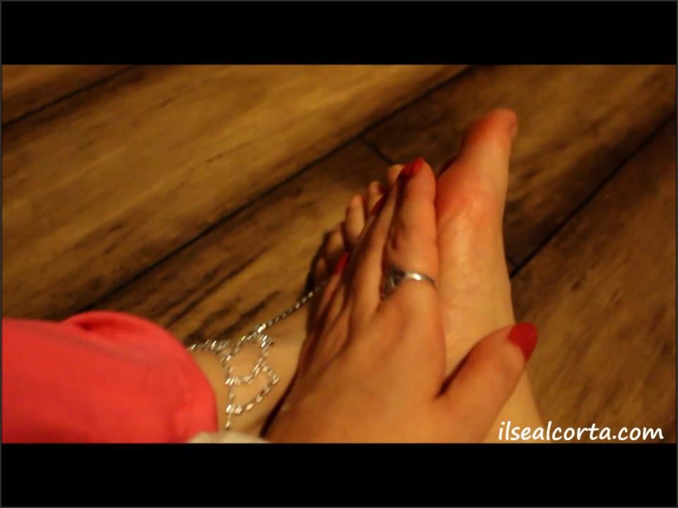 [Full HD] Ilse Alcorta Fancy Feet Ilse Alcorta - ManyVids-00:09:11 | Feet, Fetish, Foot Fetish - 607,2 MB