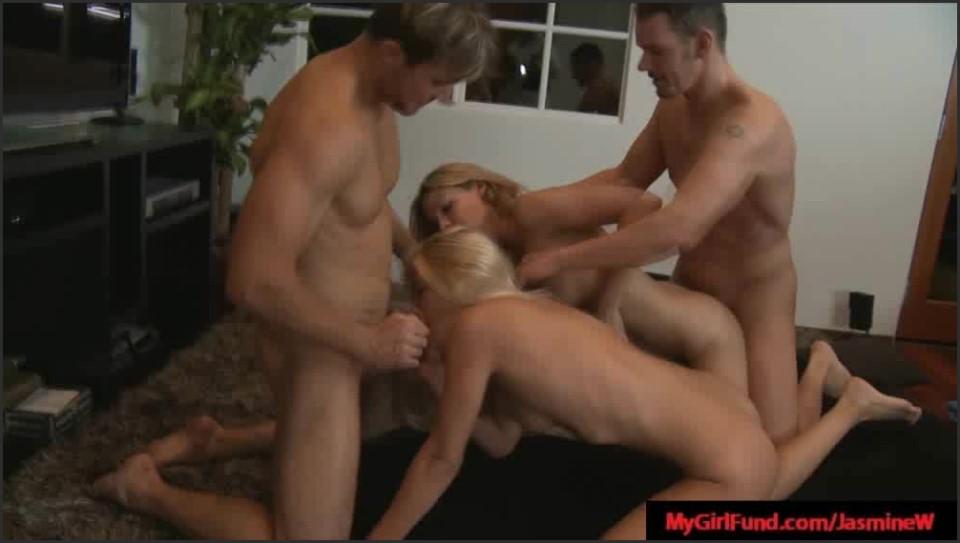 [SD] jasminewolff the girlfriend trade foursome JasmineWolff - ManyVids-00:35:30   Group Sex, Orgy, Pornstars, Threesome, XXX Hardcore - 266,6 MB
