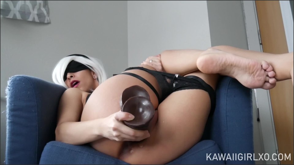 [Full HD] Kawaii Girl 2B Anal And 10Inch Bbc Fun Kawaii_Girl - ManyVids-00:10:26   Anal, Anal Masturbation, BBC, Cosplay, Solo Female - 139,9 MB