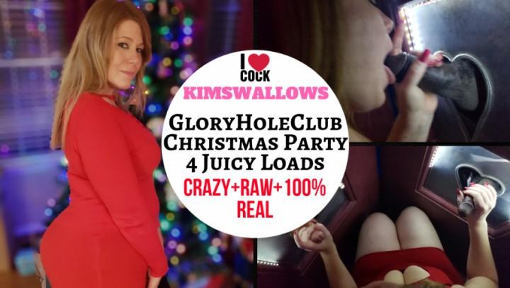 [Full HD] Kimswallows Gloryhole Christmas Party 4 Big Loads Kimswallows - ManyVids-00:13:33 | Blowjob,Cum Play,Cumshots,Gloryhole,Interracial - 1,9 GB