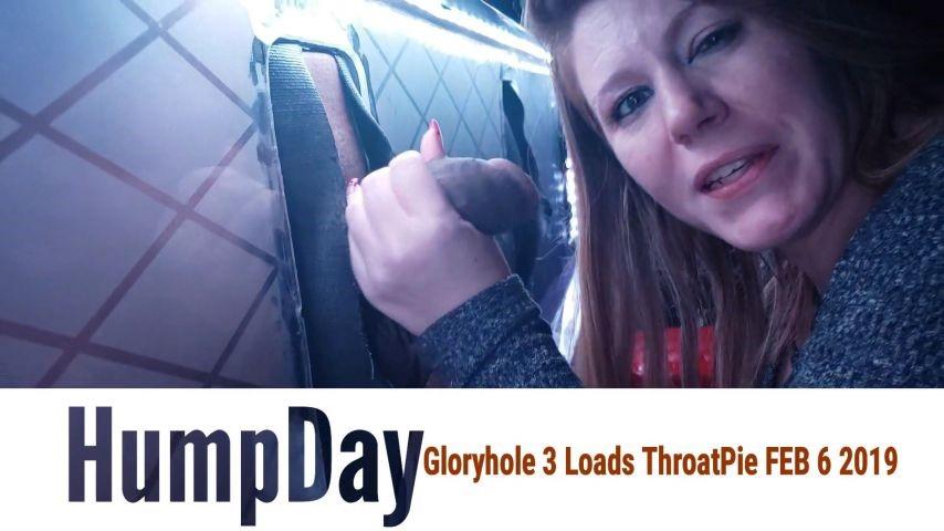 [Full HD] Kimswallows Gloryhole Humpday 3 Loads With Throatpie Kimswallows - ManyVids-00:28:22 | Big Dicks,Blowjob,Cum Swallowers,Gloryhole,Swallowing / Drooling - 2 GB
