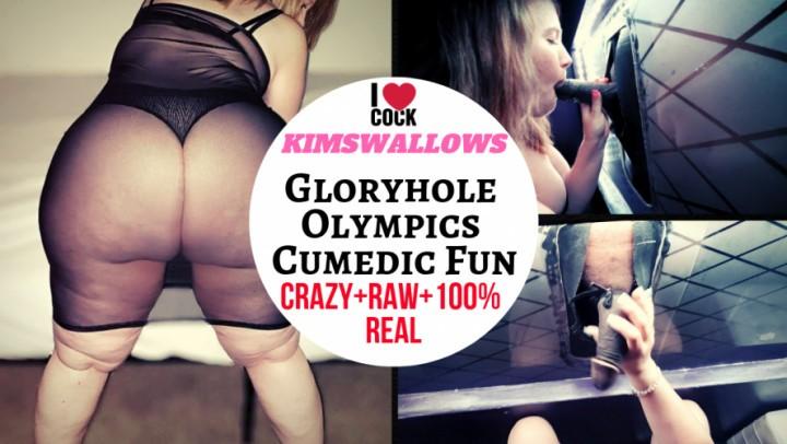 [Full HD] Kimswallows Gloryhole Olympics Cumedic Fun Kimswallows - ManyVids-00:15:35 | Gloryhole,Interracial,Swallowing / Drooling,Funny Vid,Funny Moments - 2,2 GB