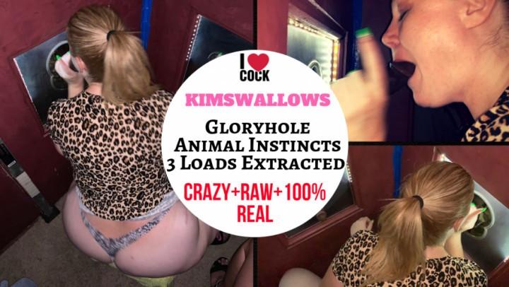 [Full HD] Kimswallows Gloryhole Primal Instincts 3 Loads Kimswallows - ManyVids-00:14:09   Gloryhole,Facials,Bondage Blowjobs,Interracial,Public Blowjob - 2 GB
