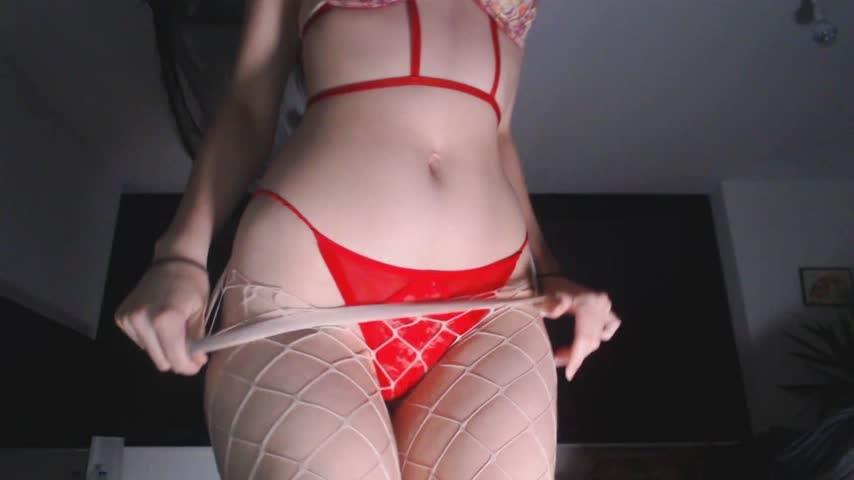 [HD] Kittycashew1 Pretty Red Lingerie Kittycashew1 - ManyVids-00:13:23 | Brunette, Dildo Fucking, Lace/Lingerie, Solo Female, Vibrator - 461 MB