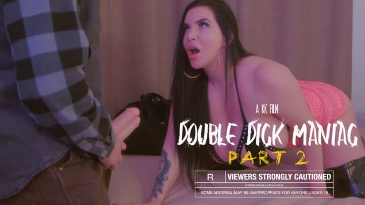 Korina Kova Double Dick Maniac Pt 2
