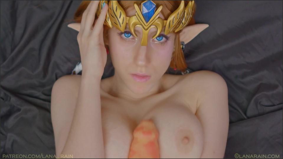 [Full HD] Lana Rain Princess Zelda Meets Her New King  Lana Rain - ManyVids-00:24:39   Bad Dragon,Cosplay,Cumshots,Role Play,Video Games - 552,6 MB