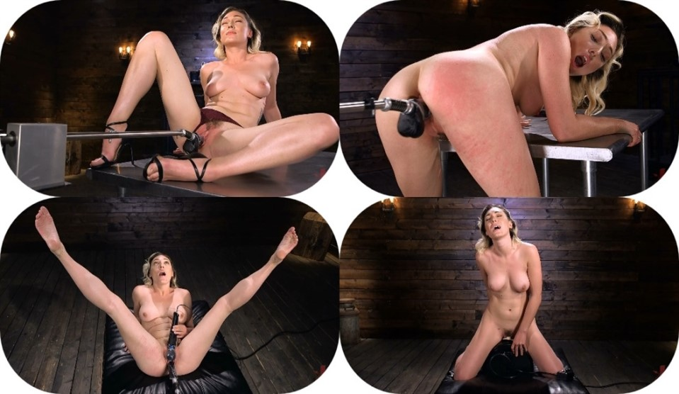 [SD] Lily LaBeau Lily LaBeau Is Power Fucked With The Machines Lily LaBeau - Kink.Com-00:42:15   Machine Dildo, Masturbation, Solo, Vibrator, Fucking Machine, Sybian - 463,2 MB