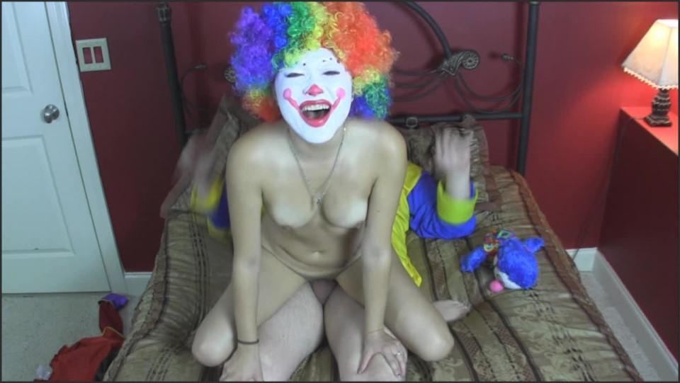 Little Mina69 Clown Fucking