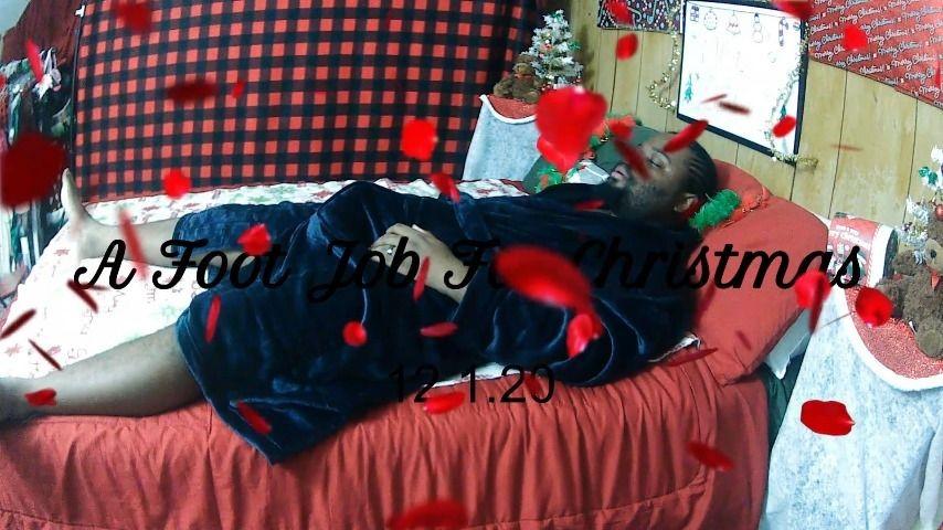 [Full HD] lusciousredxx a foot job for christmas LusciousRedXX - ManyVids-00:10:57 | BBC,Black & Ebony,Christmas,Ebony,Footjobs - 823,8 MB