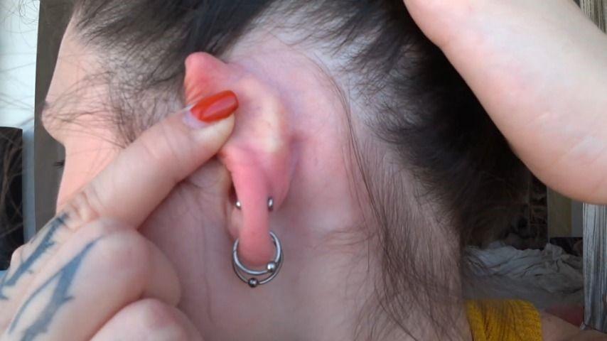 [Full HD] Marysweeeet Sexy Ears 17 MarySweeeet - ManyVids-00:02:58 | Earings,Ear Fetish,Piercings,SFW - 275 MB