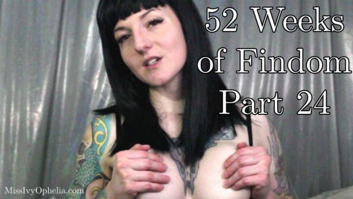 [Full HD] Missivyophelia 52 Weeks Of Findom Part 24 MissIvyOphelia - ManyVids-00:10:24   Kink,Femdom,Financial Domination,JOI,Big Boobs - 688,9 MB