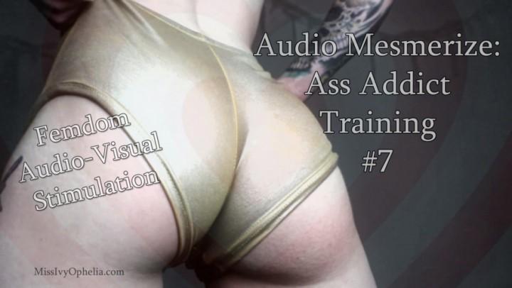 [Full HD] Missivyophelia Audio Mesmerize Ass Addict Training 7 MissIvyOphelia - ManyVids-00:08:24 | Ass Worship,Kink,Mesmerize,Femdom,Mind Fuck - 560,6 MB
