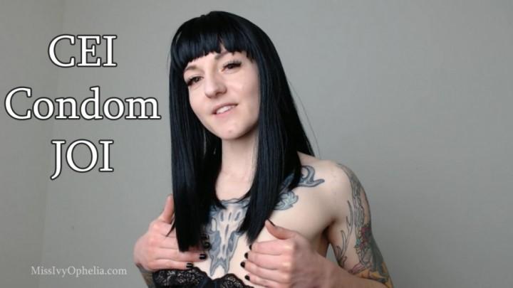 [Full HD] Missivyophelia Cei Condom Joi MissIvyOphelia - ManyVids-00:08:56 | Cum Eating Instruction,CEI,Femdom,Jerk Off Instruction,JOI Games - 598,5 MB