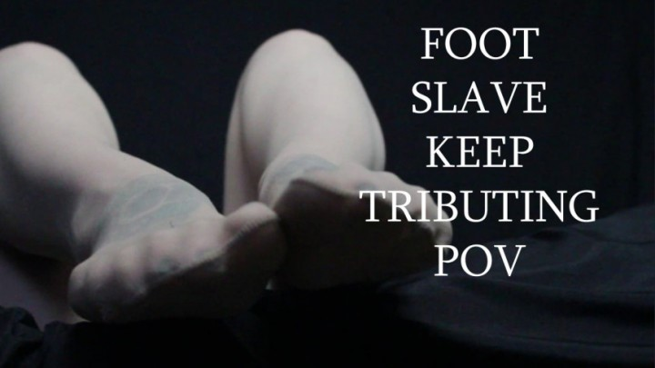 [HD] Missivyophelia Foot Slave Keep Tributing Pov MissIvyOphelia - ManyVids-00:08:43   Mind Fuck,Foot Fetish,Financial Domination,Slave Training,POV Foot Worship - 1,1 GB