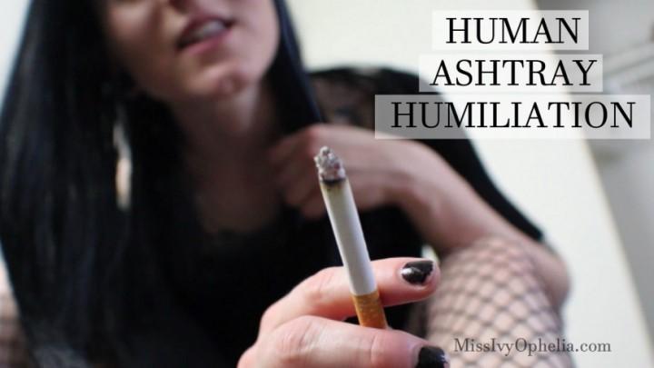 [Full HD] Missivyophelia Human Ashtray Humiliation MissIvyOphelia - ManyVids-00:08:45 | Human Ashtray,Smoking,Tease &Amp;Amp; Denial,Slave Training,Humiliation - 798,4 MB