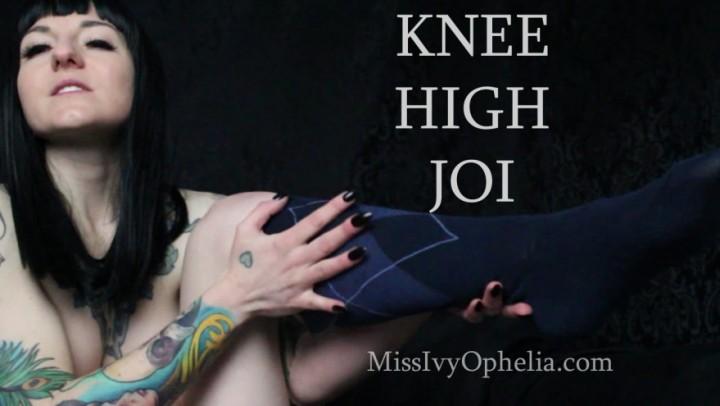 [HD] Missivyophelia Knee High Joi MissIvyOphelia - ManyVids-00:10:05 | Socks,POV Foot Worship,Foot Domination,Feet,Feet JOI - 1,1 GB