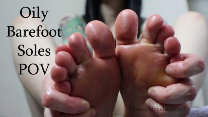 [Full HD] Missivyophelia Oily Barefoot Soles Pov MissIvyOphelia - ManyVids-00:07:54   Foot Domination,Barefoot,Oil,Soles,Feet - 698,2 MB