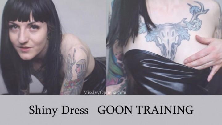 [HD] Missivyophelia Shiny Dress Goon Training Edge Addict MissIvyOphelia - ManyVids-00:21:36 | JOI Games,Edging Games,PVC-Vinyl,Pantyhose,Mesmerize - 884,4 MB