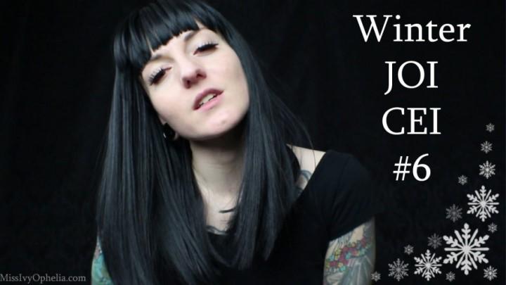 [Full HD] Missivyophelia Winter Joi Cei 6 MissIvyOphelia - ManyVids-00:09:38 | Cum Eating Instruction,Female Domination,Femdom,JOI,Brat Girls - 699,1 MB