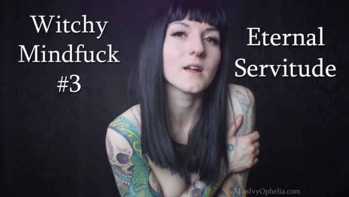 [Full HD] Missivyophelia Witchy Mindfuck 3 Eternal Servitude MissIvyOphelia - ManyVids-00:07:54 | Female Domination,Femdom,Mesmerize,Mind Fuck,Slave Training - 598,3 MB