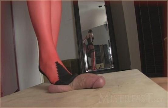 [HD] Mistress T. Cum Smashed Out Of Balls Mistress T - SiteRip-00:13:04 | BallBusting, FemDom - 265,8 MB