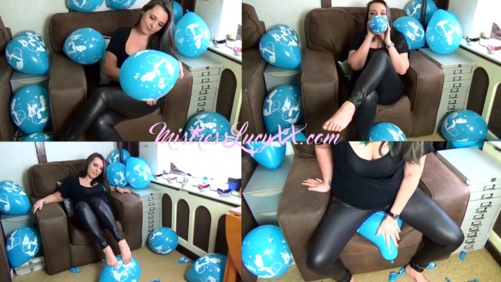 [Full HD] mistresslucyxx 14 foot and sit to pops MistressLucyXX - ManyVids-00:14:03 | Balloons,Crush,Foot Fetish,Inflatable Blow Fetish,Inflatables - 868 MB