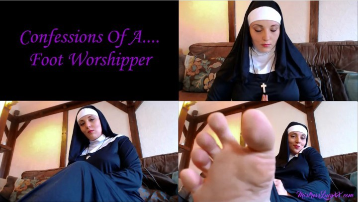 [HD] Mistresslucyxx Confessions Of Afoot Worshipper MistressLucyXX - ManyVids-00:09:21   Barefoot,Confessions,Dirty Feet,Foot Fetish,Religious - 793,6 MB
