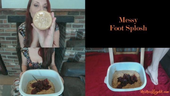 [Full HD] Mistresslucyxx Messy Foot Splosh MistressLucyXX - ManyVids-00:10:09   Dirty Feet,Food Sploshing,Foot Fetish,Sploshing,Wet &Amp;Amp; Messy - 340,2 MB
