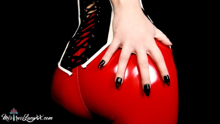[Full HD] Mistresslucyxx Shiny Goon Challenge MistressLucyXX - ManyVids-00:28:18 | Latex,JOI,Mesmerize,Female Domination,Cock Tease - 2,1 GB