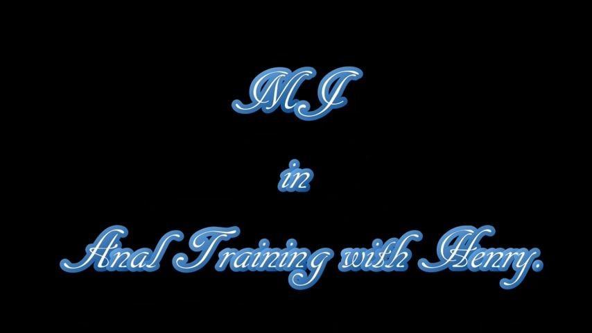 [HD] Mj Juicy4U Mj In Anal Training With Henry Mj_Juicy4U - ManyVids-00:07:58 | Anal, BBW, Dildo Fucking, MILF, Mature - 878,6 MB