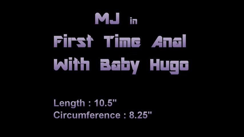 [HD] Mj Juicy4U Mj In First Time Anal With Baby Hugo Mj_Juicy4U - ManyVids-00:09:56 | Anal, BBW, Huge Dildo, Mature, MILF - 1,1 GB