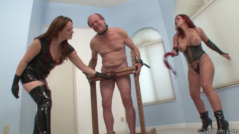 [Full HD] Never Released Megan Jones And Mistress Sophie - Clips4Sale.Com-00:07:16   Whipping - 633,3 MB