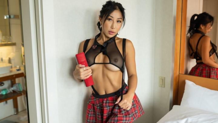 Nicoledoshi Asian Sch--Lgirl Next Door