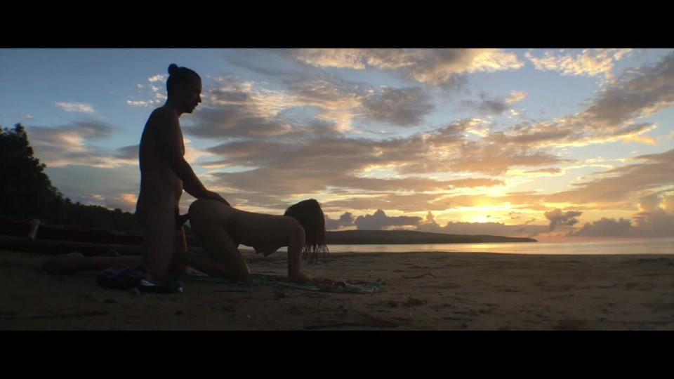 Novapatra Super Hot Asian Public Fuck N Beach Sex