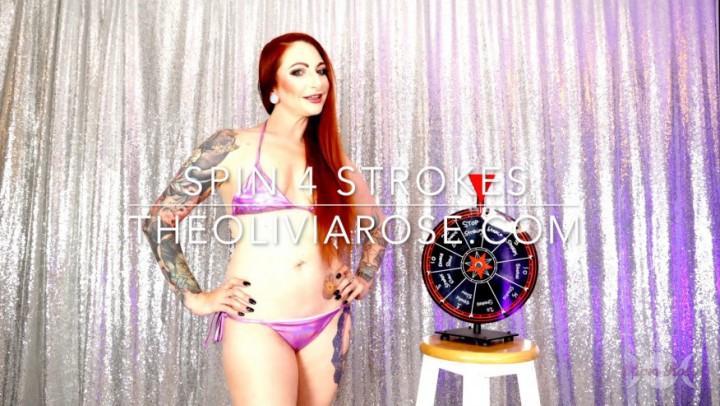 [Full HD] olivia rose spin 4 strokes Olivia Rose - ManyVids-00:17:54 | Edging Games,JOI Games,Femdom POV,Bikini,Cum Countdown - 656 MB