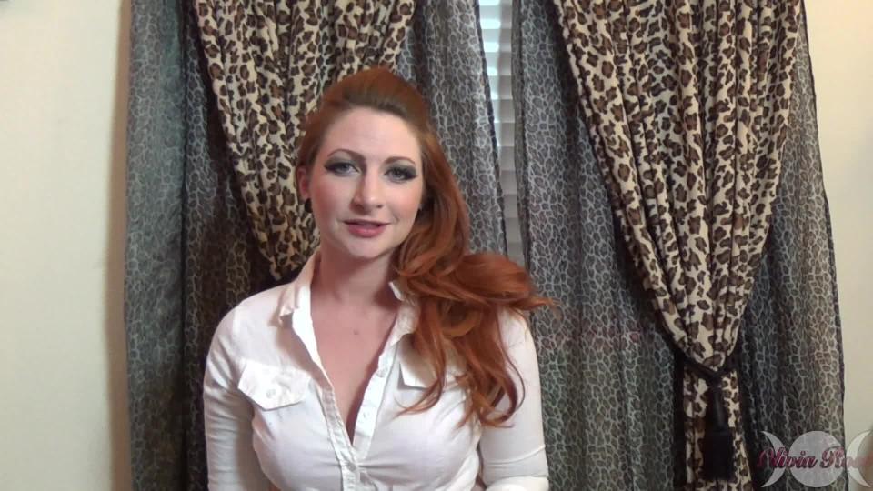 Olivia Rose Student Strapon Blackmail