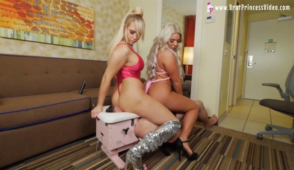 [Full HD] Princess Natalya &Amp; Ava. Smother Box Hell With Two Brats Princess Natalya, Ava - BratPrincess-00:13:51   High Heels, Ass Smothering, Chastity, Brat Girls, Femdom, Humiliation, Face Sitting - 1,2 GB