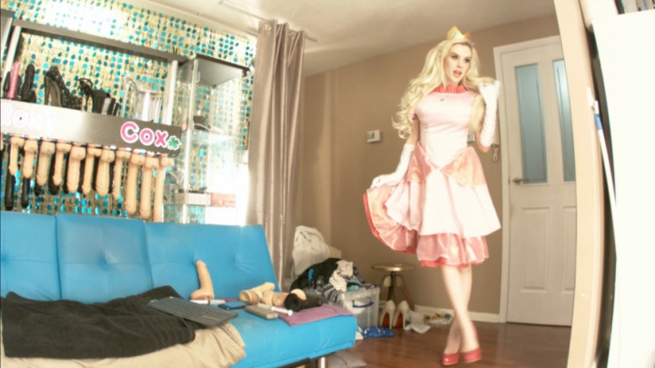 [Full HD] Roxy Cox Princess Peach Gets Creampied Roxy Cox - ManyVids-00:15:11 | Anal, Cosplay, Creampie, Cum Play, Submissive Sluts - 927,7 MB