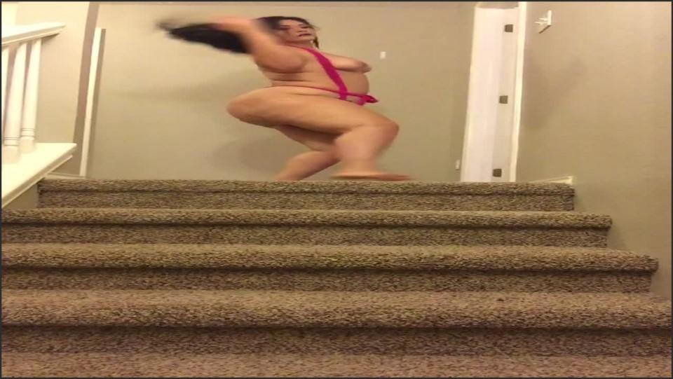 [HD] Sabella Ribbon To Nude Sabella - ManyVids-00:03:34 | Big Ass, Big Butts, Erotic Nude, Long Hair, Strip Tease - 106,6 MB