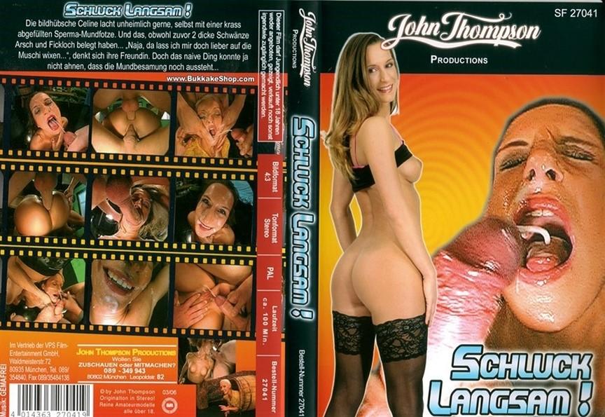 [LQ] Schluck Langsam Celine, Petra, Ronny Rosetti. - John Thompson Productions-01:24:19 | Sperma, Anal, Gruppensex, Oral, Bukkake - 699,8 MB